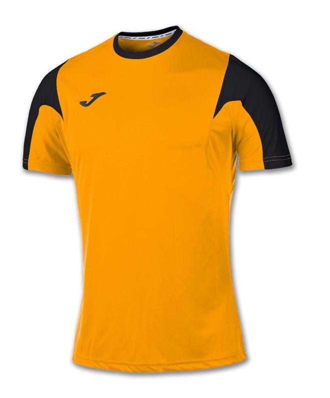 8941bea9e JOMA ESTADIO koszulka meczowa męska 3XL, bursztyn/czarny - Dresy ...