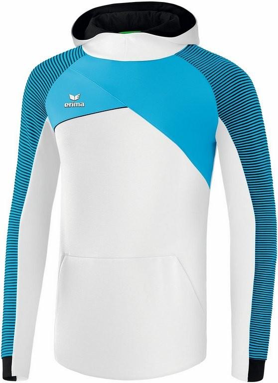 ERIMA PREMIUM ONE 2.0 bluza tenisowa męska 164 cm, biały