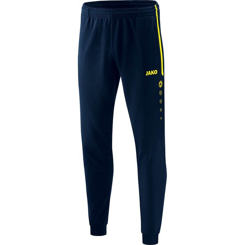 bdcb320e JAKO COMPETITION 2.0 spodnie dresowe męskie 164cm, czarny/biały ...