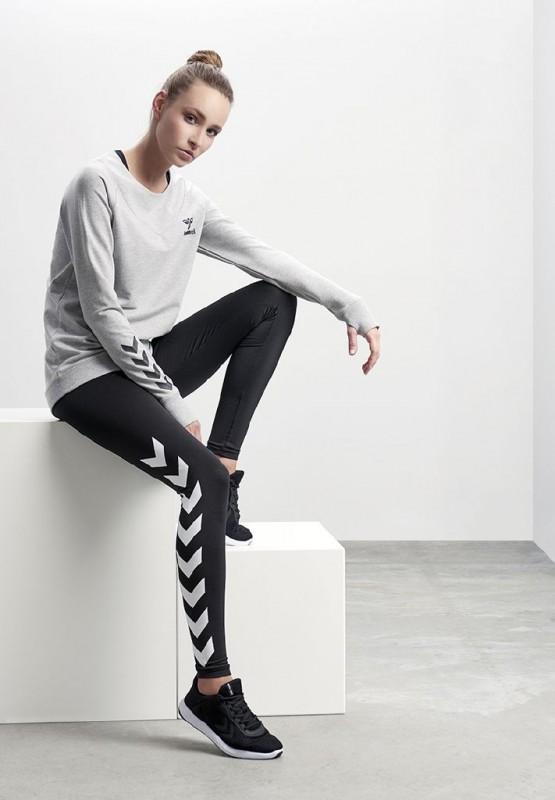 2c69d91e HUMMEL CLASIIC BEE NELLY spodnie dresowe damskie czarny/biały, 152 ...