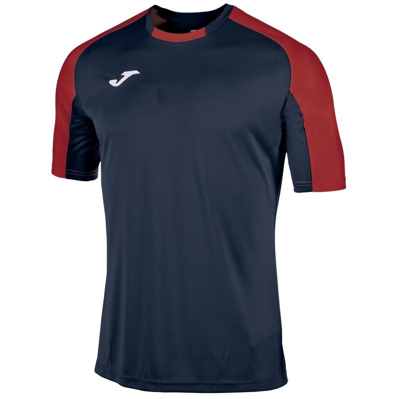 dc707f0901a51 JOMA ESSENTIAL koszulka meczowa męska pomarańcz czarny