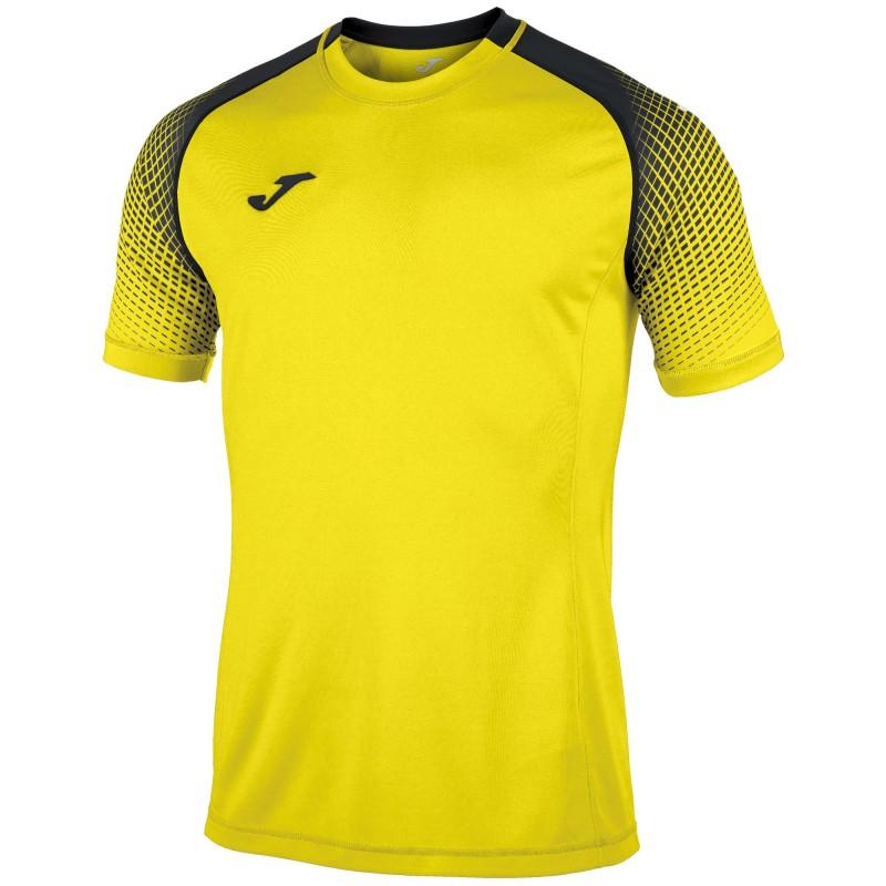 3baf694fa JOMA HISPA koszulka meczowa męska żółty/czarny, 3XL - Dresy damskie ...